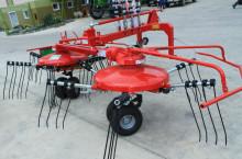 ENOROSSI  НАЛИЧНА Двуроторна машина за събиране и разхвърляне на сено