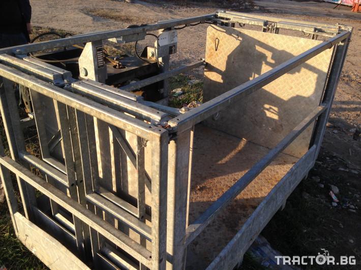 Телескопични товарачи Manitou MT1840 11 - Трактор БГ