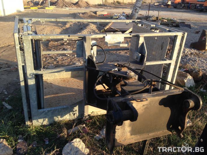 Телескопични товарачи Manitou MT1840 13 - Трактор БГ