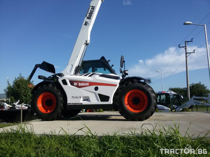 Телескопични товарачи Bobcat TL30.70 0 - Трактор БГ