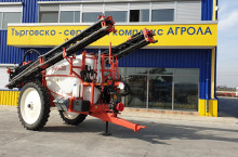 Пръскачка GASPARDO CAMPO 32P A624 V7 R48 SECTION CONTROL