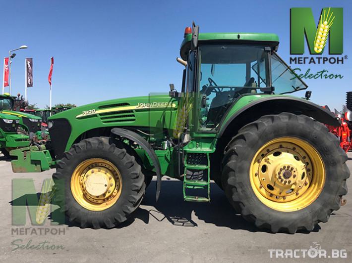 Трактори John-Deere 7920 2 - Трактор БГ