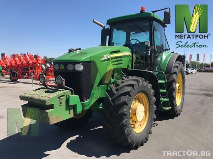 Трактори John-Deere 7920 0 - Трактор БГ