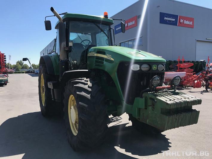 Трактори John-Deere 7920 3 - Трактор БГ