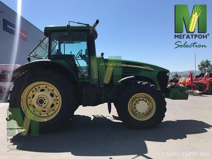 Трактори John-Deere 7920 4 - Трактор БГ