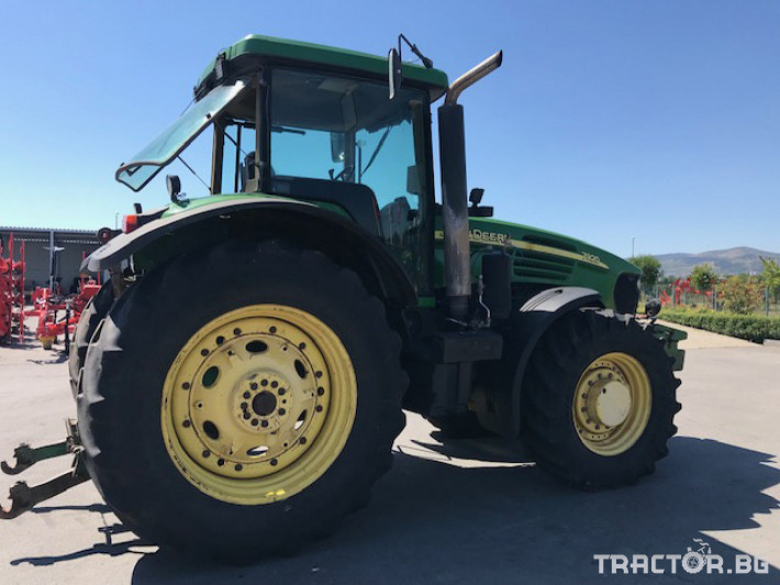 Трактори John-Deere 7920 5 - Трактор БГ