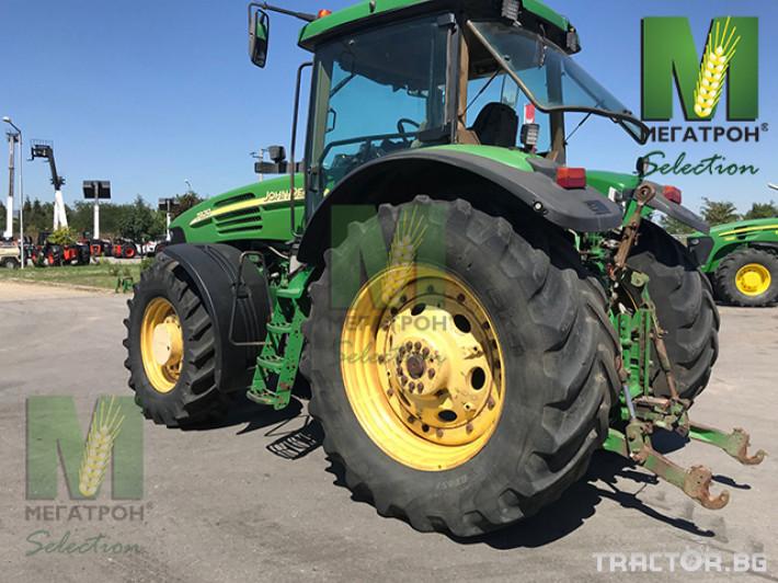 Трактори John-Deere 7920 7 - Трактор БГ