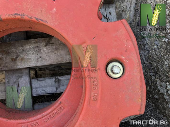 Трактори Fendt T927 VARIO 4 - Трактор БГ