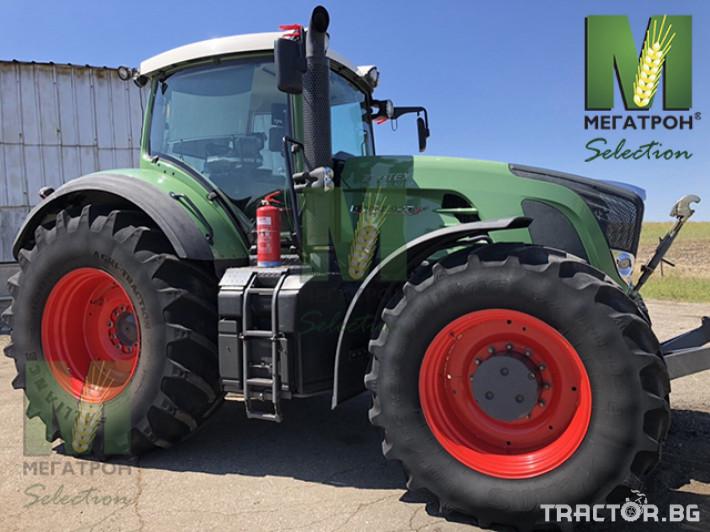 Трактори Fendt T927 VARIO 8 - Трактор БГ