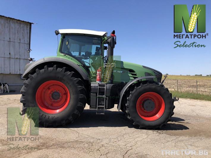 Трактори Fendt T927 VARIO 9 - Трактор БГ