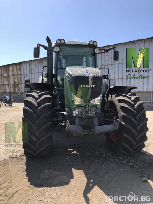 Трактори Fendt T927 VARIO 10 - Трактор БГ