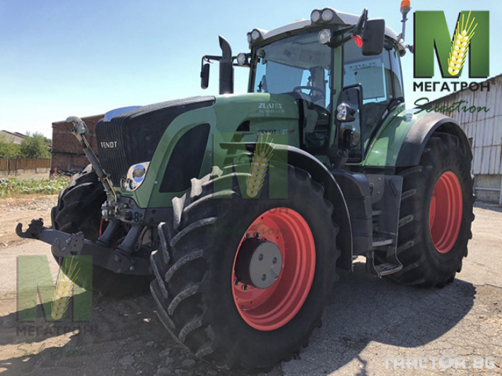 Трактори Fendt T927 VARIO 11 - Трактор БГ