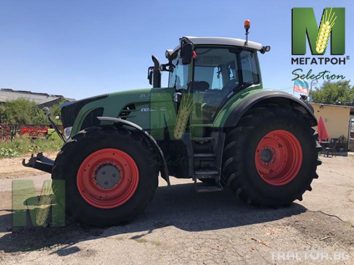 Трактори Fendt T927 VARIO 12 - Трактор БГ