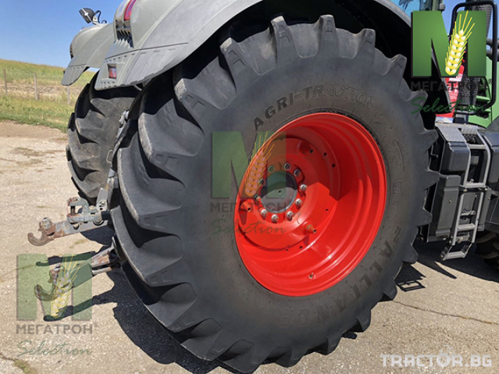 Трактори Fendt T927 VARIO 15 - Трактор БГ