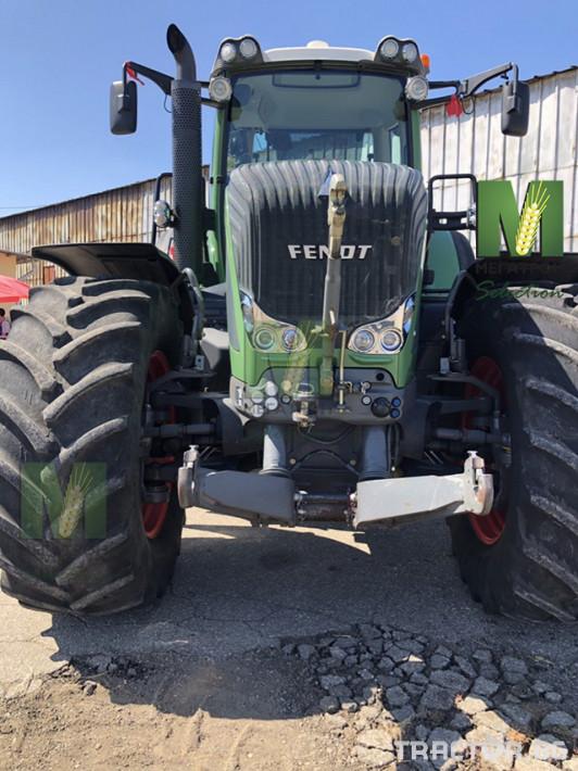 Трактори Fendt T927 VARIO 17 - Трактор БГ