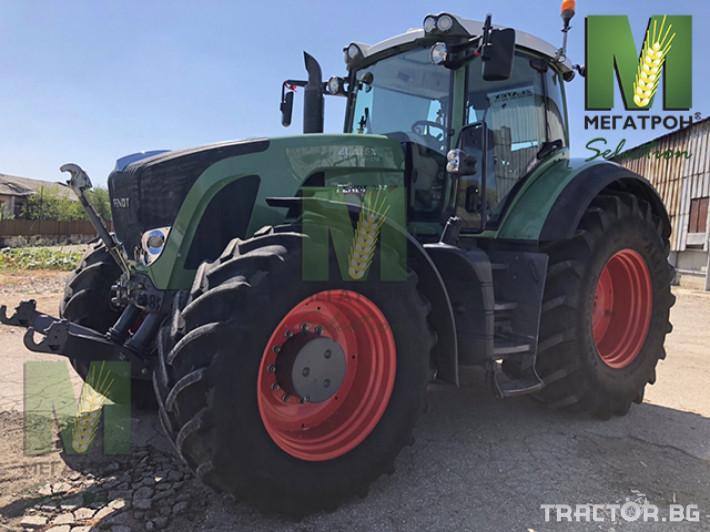 Трактори Fendt T927 VARIO 18 - Трактор БГ