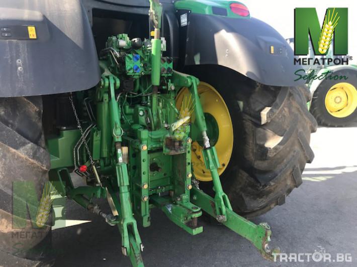 Трактори John-Deere 6190R 1 - Трактор БГ