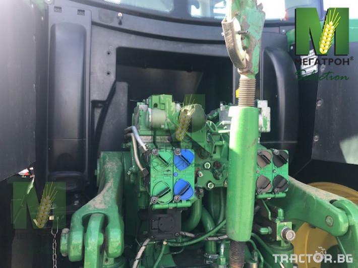 Трактори John-Deere 6190R 3 - Трактор БГ