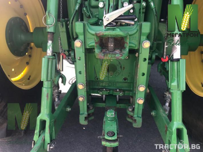 Трактори John-Deere 6190R 4 - Трактор БГ