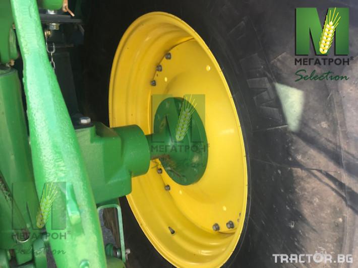 Трактори John-Deere 6190R 6 - Трактор БГ