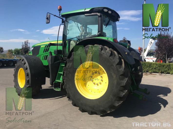 Трактори John-Deere 6190R 7 - Трактор БГ