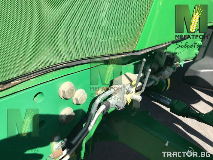 Трактори John-Deere 6190R 8 - Трактор БГ