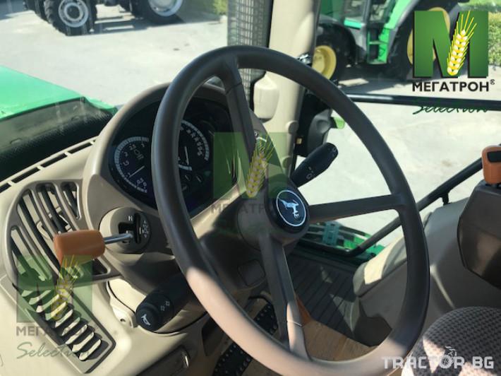 Трактори John-Deere 6190R 15 - Трактор БГ