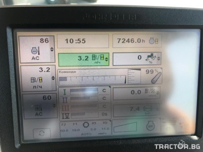 Трактори John-Deere 8360R 1 - Трактор БГ