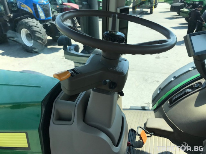 Трактори John-Deere 8360R 13 - Трактор БГ
