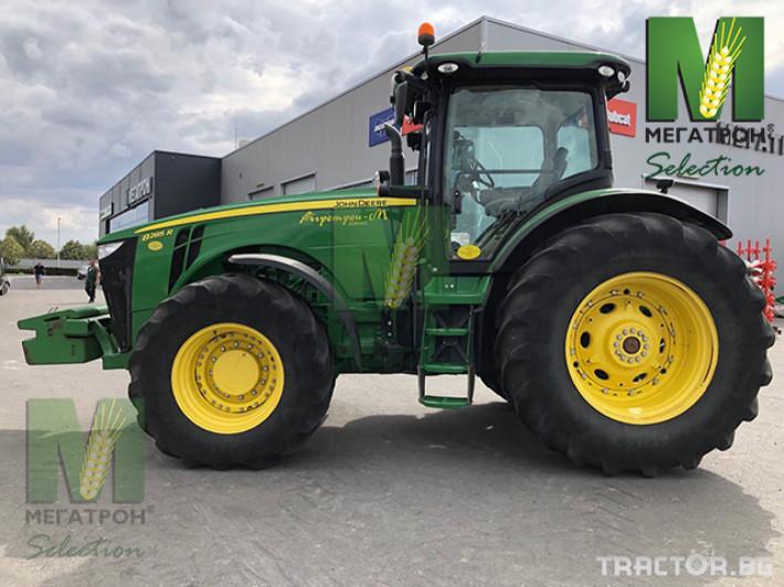 Трактори John-Deere 8285R 2 - Трактор БГ