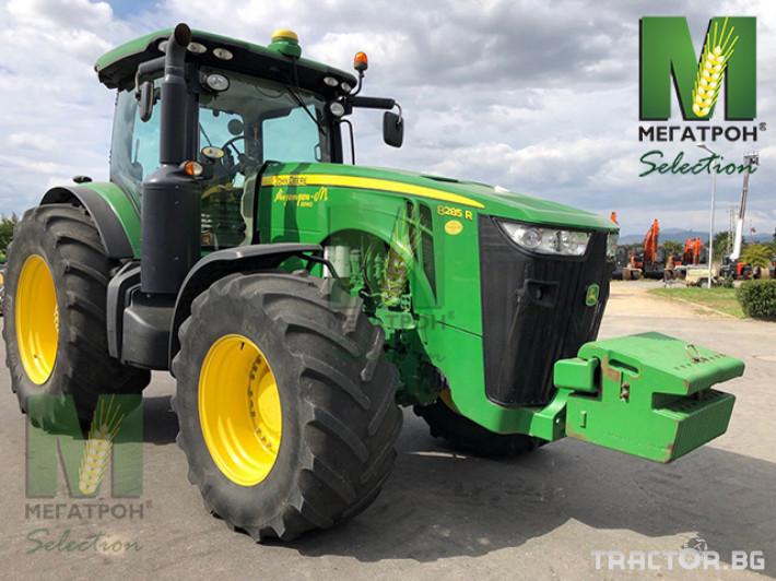 Трактори John-Deere 8285R 3 - Трактор БГ