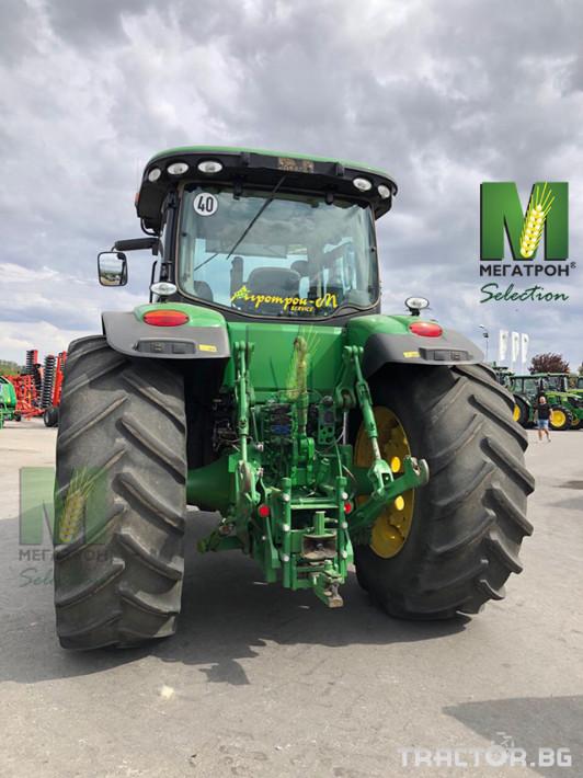 Трактори John-Deere 8285R 6 - Трактор БГ