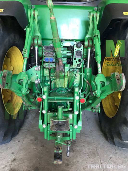 Трактори John-Deere 8285R 7 - Трактор БГ