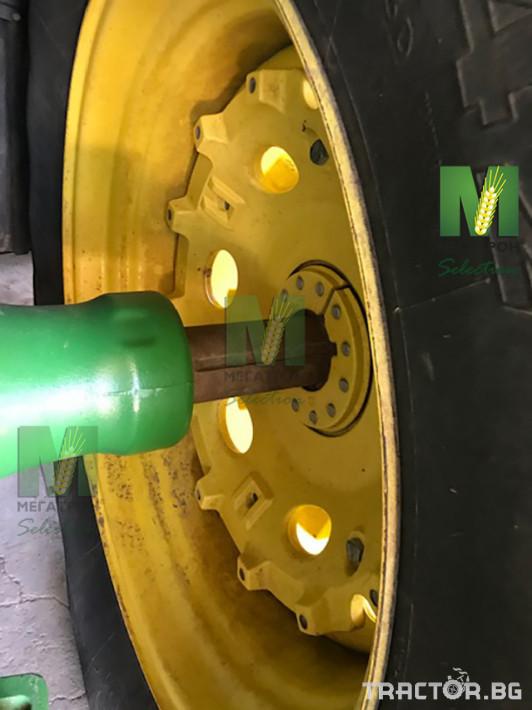 Трактори John-Deere 8285R 8 - Трактор БГ