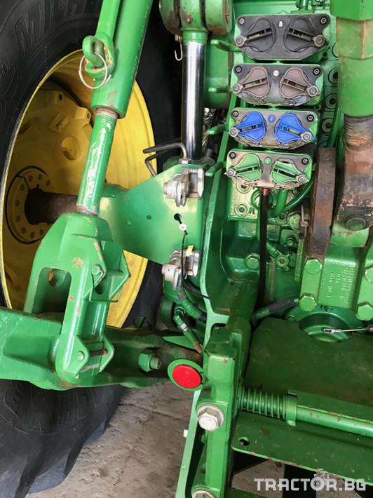 Трактори John-Deere 8285R 10 - Трактор БГ