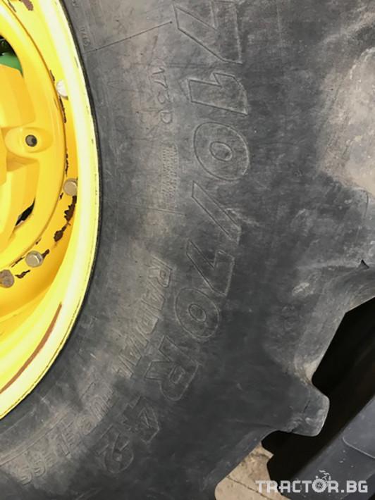 Трактори John-Deere 8285R 11 - Трактор БГ