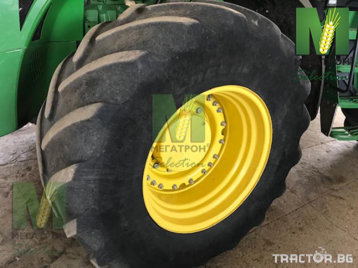 Трактори John-Deere 8285R 16 - Трактор БГ