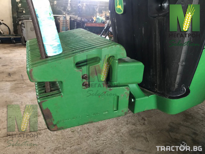 Трактори John-Deere 8285R 17 - Трактор БГ