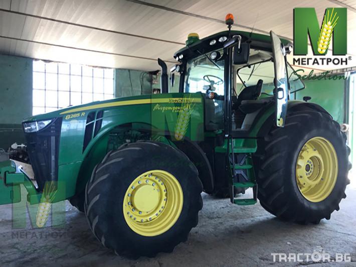 Трактори John-Deere 8285R 19 - Трактор БГ
