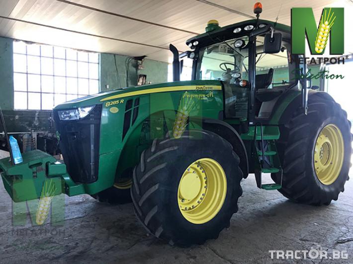 Трактори John-Deere 8285R 20 - Трактор БГ