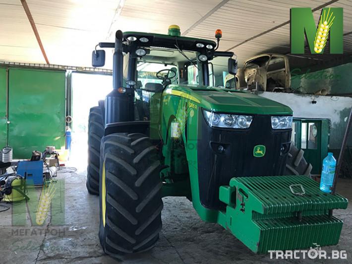Трактори John-Deere 8285R 21 - Трактор БГ
