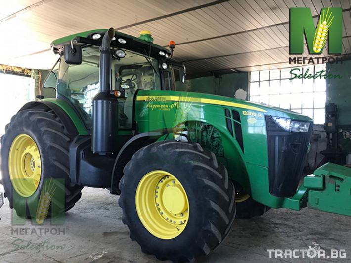Трактори John-Deere 8285R 22 - Трактор БГ