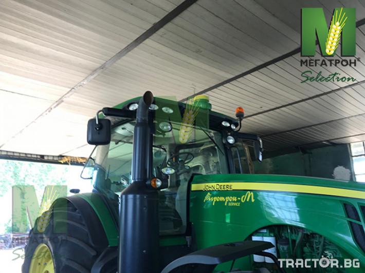 Трактори John-Deere 8285R 23 - Трактор БГ