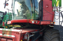 CASE-IH 8120 AXIAL FLOW