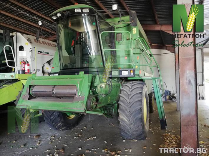 Комбайни John-Deere 2258 0 - Трактор БГ
