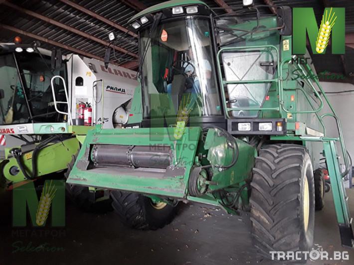 Комбайни John-Deere 2258 7 - Трактор БГ