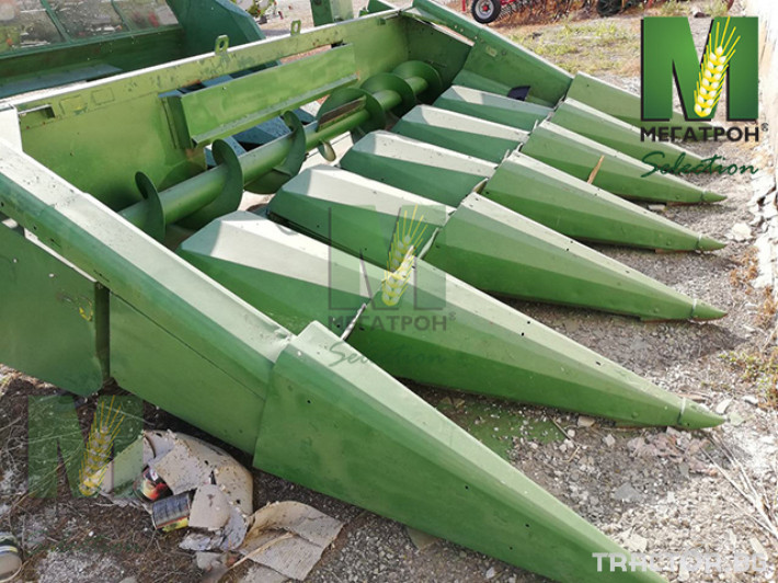 Комбайни John-Deere 2258 9 - Трактор БГ