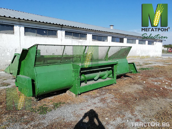 Комбайни John-Deere 2258 11 - Трактор БГ