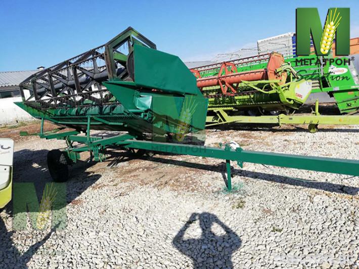 Комбайни John-Deere 2258 12 - Трактор БГ
