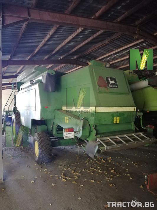 Комбайни John-Deere 2258 13 - Трактор БГ